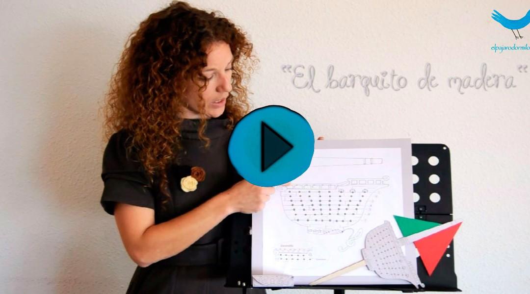 Tutorial Actividad Musical El Barquito de Madera