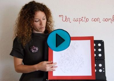 Actividad Infantil Musical  Sapito con Sombrero del Cuaderno Pedagógico